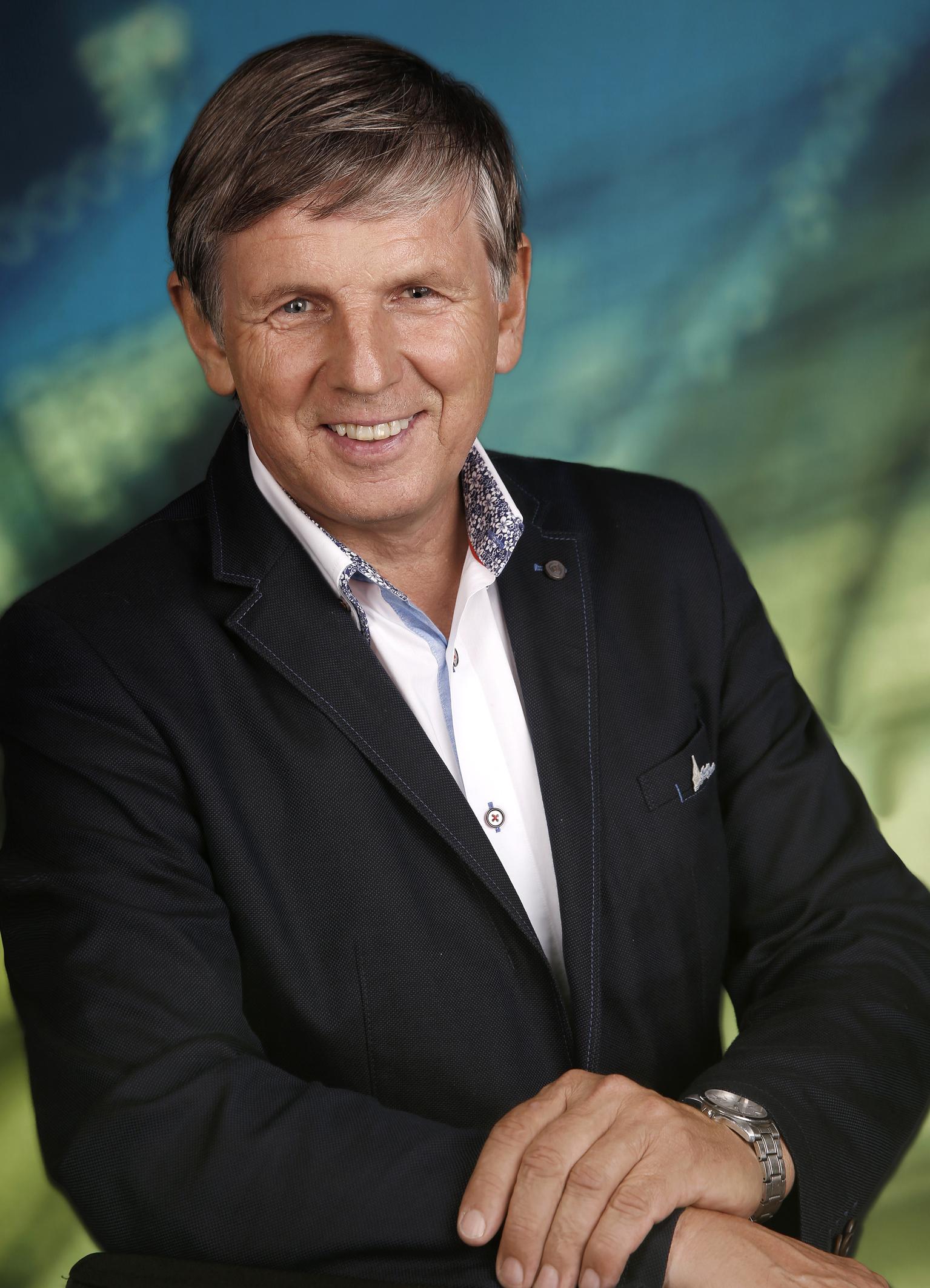 Bürgermeister Markus Perdacher