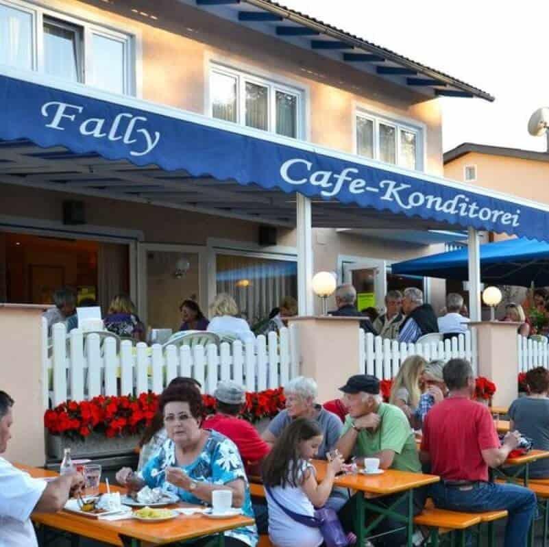 Cafe Konditorei Fally