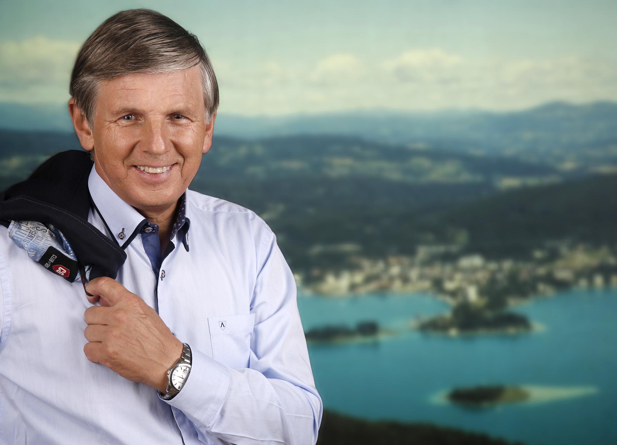 Bürgermeister Perdacher Markus
